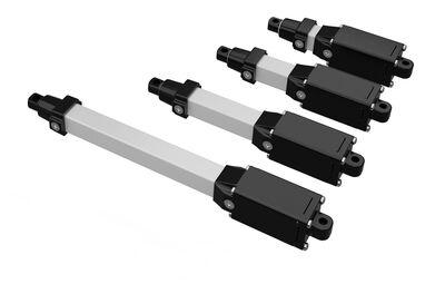 Actuonix S20-100-30-B, Step Motorlu Hassas Lineer Aktüatör, Motor 30, 100mm
