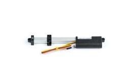 Actuonix - Actuonix T16-100-256-12-P, Kızaklı Lineer Aktüatör, Pozisyon Geri Beslemeli