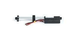 Actuonix - Actuonix T16-100-22-12-S, Kızaklı Lineer Aktüatör, Track Actuator, Limit SW