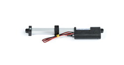 Actuonix - Actuonix T16-200-256-12-S Kızaklı Lineer Aktüatör, Track Actuator, Limit SW