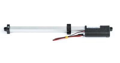 Actuonix T16-200-64-12-S, Kızaklı Lineer Aktüatör, Track Actuator, Limit SW