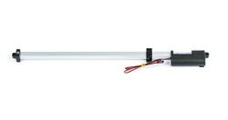 Actuonix - Actuonix T16-300-22-12-S, Kızaklı Lineer Aktüatör, Track Actuator, Limit SW