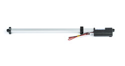 Actuonix - Actuonix T16-300-256-12-S Kızaklı Lineer Aktüatör, Track Actuator, Limit SW