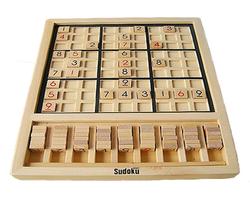 - Ahşap Sudoku Oyunu