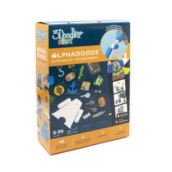 3Doodler - 3Doodler Start Alpha Doods (No Pen)