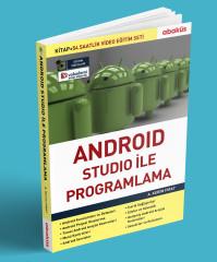 - Android Studio ile Programlama