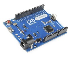 Arduino - Arduino Leonardo with headers (Soketli)