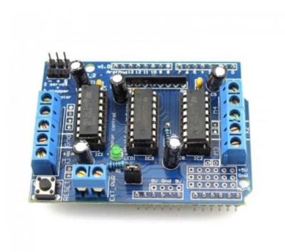 Arduino Motor Sürücü Shield - L293D