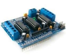 Arduino Motor Sürücü Shield - L293D - Thumbnail