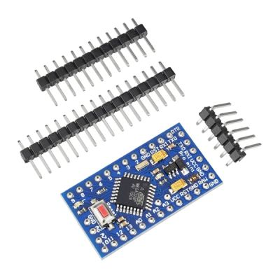 - Arduino Pro Mini 328