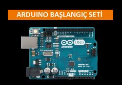 Arduino Başlangıç Seti Kitapsız (Klon) - Thumbnail