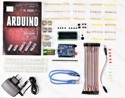 - Arduino Başlangıç Seti (Klon)