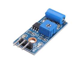 Çin - Arduino Titreşim - Eğim Sensörü Modülü SW420