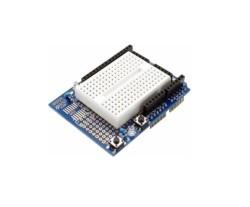 Çin - Arduino Uno Proto Shield Mini Breadboardlu