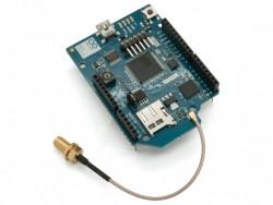 Arduino - Arduino WiFi Shield (antenna connector)