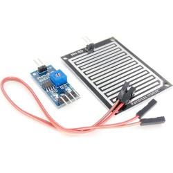 - Arduino Yağmur Sensörü Klon