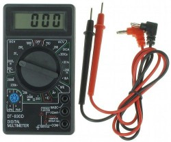 Marxlow - Avometre Digital Multimeter