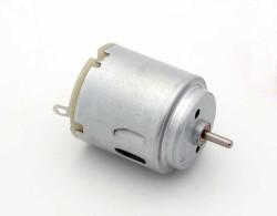 - Basit DC Motor