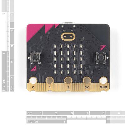BBC Micro:bit V2 : Yeni Ses İşleme, Touch-Sense Donanımlarıyla!