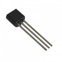 - BC237 NPN Transistör - 0.1A 45V