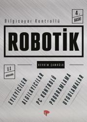 Dikeyeksen - Bilgisayar Kontrollü Robotik