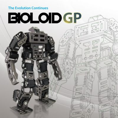 Robotis - BIOLOID GP Robot Eğitim Kiti