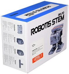 Robotis - Robotis Bioloid STEM - II [Expansion] Robot Eğitim Kiti
