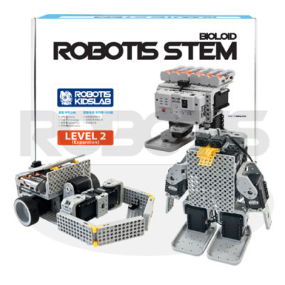 BIOLOID STEM - II [Expansion] Robot Eğitim Kiti