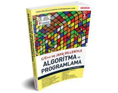 - C C++ ve Java Dilleriyle Algoritma ve Programlama