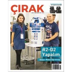 - Çırak Dergisi Sayı 1