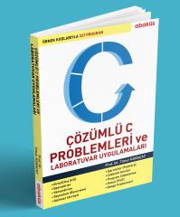 - Çözümlü C Problemleri ve Laboratuvar Uygulamaları