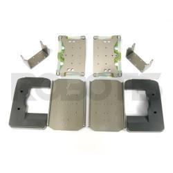DARwIn-OP FSR-Embedded Foot Set (L/R) - Thumbnail