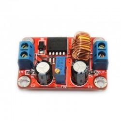 Elecfreaks - Elecfreaks Ayarlanabilir 3A Voltaj Düşürücü Regülatör Kartı -2596S