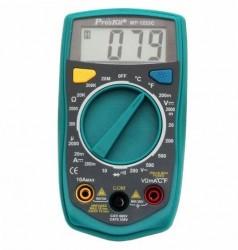 Pro′sKIT - Dijital Multimetre Pro'sKIT MT-1233C (Sıcaklık)