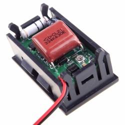 - Dijital Voltaj göstergesi AC 30-500V (Kasalı)