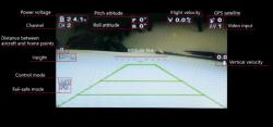 DJI Mini OSD - Thumbnail