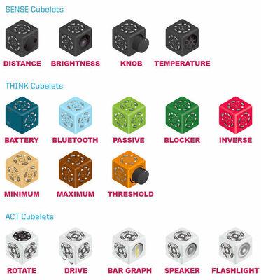 Drive Cubelet