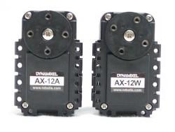 Dynamixel AX-12W Servo Motor - Thumbnail