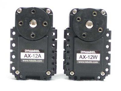 Dynamixel AX-12W Servo Motor