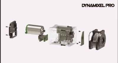 Dynamixel Pro L42-10-S300-R Servo Motor