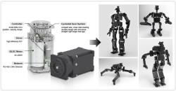 Dynamixel Pro M54-40-S250-R Servo Motor - Thumbnail