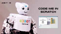 Robotis - Edbot Robotis Darwin Mini İnsansı Robot ( Tam Set )