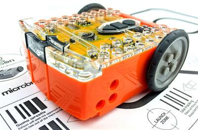 Edison Robot: STEM uyumlu sınıf içi kullanıma uygun robot!