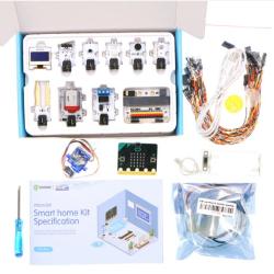 Elecfreaks - ELECFREAKS micro:bit Smart Home Kit (WİTHOUT micro:bit board)