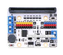 Elecfreaks - Elecfreaks micro:bit için motor:bit Sürücü Kartı