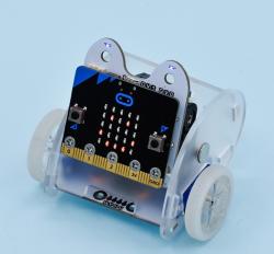 Elecfreaks, micro:bit için Ring:bit Araba v2 ( micro:bit hariç ) - Thumbnail