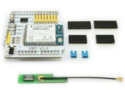 Elecfreaks - Elecfreaks Wifi Shield - EiFi SHD-EIFI
