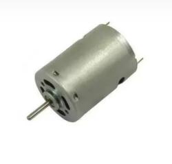 - Elektrik Üreten Mini DC Dinamo Motoru