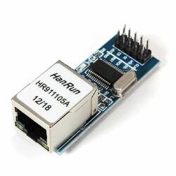 Çin - ENC28J60 Ethernet LAN Modülü