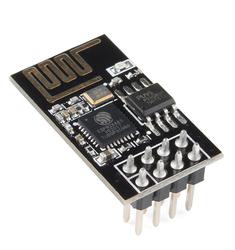- ESP8266 Ekonomik Wi-Fi Seri Transceiver Modülü